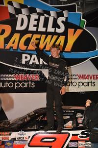 "20160903 0548 - ARCA Midwest Tour ""Bill Meiller Memorial 101"" at Dells Raceway Park - Wisconsin Dells, WI - 9/3/16"