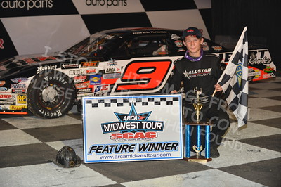 "20160903 0568 - ARCA Midwest Tour ""Bill Meiller Memorial 101"" at Dells Raceway Park - Wisconsin Dells, WI - 9/3/16"