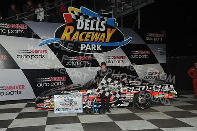 "20160903 0806 - ARCA Midwest Tour ""Bill Meiller Memorial 101"" at Dells Raceway Park - Wisconsin Dells, WI - 9/3/16"