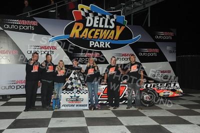 "20160903 0812 - ARCA Midwest Tour ""Bill Meiller Memorial 101"" at Dells Raceway Park - Wisconsin Dells, WI - 9/3/16"