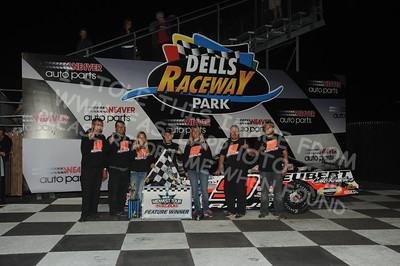 "20160903 0813 - ARCA Midwest Tour ""Bill Meiller Memorial 101"" at Dells Raceway Park - Wisconsin Dells, WI - 9/3/16"