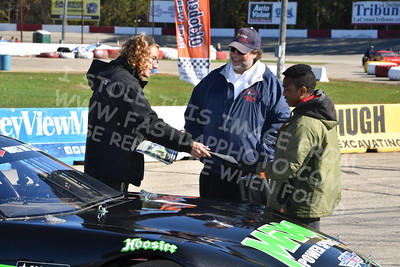 20161009-020 - 47th Oktoberfest Race Weekend at LaCrosse Fairgrounds Speedway - West Salem, WI - 10/9/2016