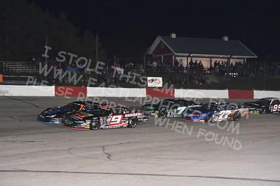 "20161008 611 - ARCA Midwest Tour ""47th Oktoberfest Race Weekend"" at LaCrosse Fairgrounds Speedway - West Salem, WI - 10/8/16"