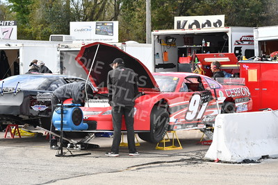 "20161008 173 - ARCA Midwest Tour ""47th Oktoberfest Race Weekend"" at LaCrosse Fairgrounds Speedway - West Salem, WI - 10/8/16"