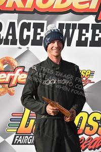 "20161008 561 - ARCA Midwest Tour ""47th Oktoberfest Race Weekend"" at LaCrosse Fairgrounds Speedway - West Salem, WI - 10/8/16"