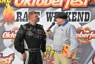 "20161008 533 - ARCA Midwest Tour ""47th Oktoberfest Race Weekend"" at LaCrosse Fairgrounds Speedway - West Salem, WI - 10/8/16"
