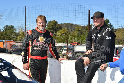 20161009-099 - 47th Oktoberfest Race Weekend at LaCrosse Fairgrounds Speedway - West Salem, WI - 10/9/2016