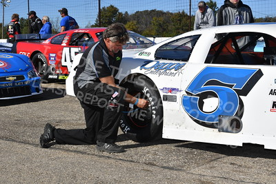20161009-100 - 47th Oktoberfest Race Weekend at LaCrosse Fairgrounds Speedway - West Salem, WI - 10/9/2016