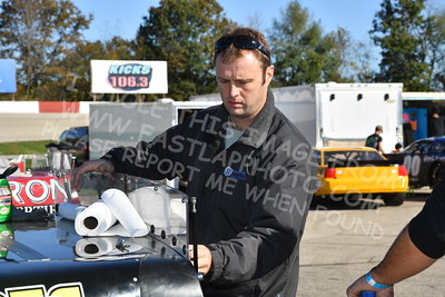 20161009-013 - 47th Oktoberfest Race Weekend at LaCrosse Fairgrounds Speedway - West Salem, WI - 10/9/2016