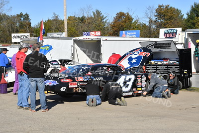 20161009-010 - 47th Oktoberfest Race Weekend at LaCrosse Fairgrounds Speedway - West Salem, WI - 10/9/2016