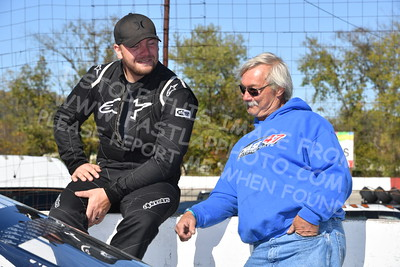 20161009-095 - 47th Oktoberfest Race Weekend at LaCrosse Fairgrounds Speedway - West Salem, WI - 10/9/2016