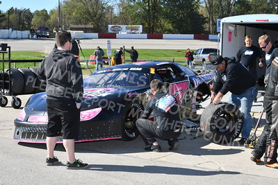 20161009-035 - 47th Oktoberfest Race Weekend at LaCrosse Fairgrounds Speedway - West Salem, WI - 10/9/2016