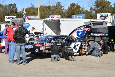 20161009-011 - 47th Oktoberfest Race Weekend at LaCrosse Fairgrounds Speedway - West Salem, WI - 10/9/2016