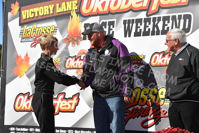 20161009-149 - 47th Oktoberfest Race Weekend at LaCrosse Fairgrounds Speedway - West Salem, WI - 10/9/2016