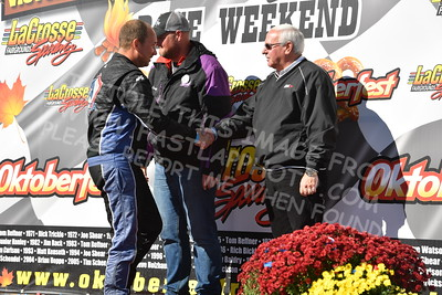 20161009-132 - 47th Oktoberfest Race Weekend at LaCrosse Fairgrounds Speedway - West Salem, WI - 10/9/2016