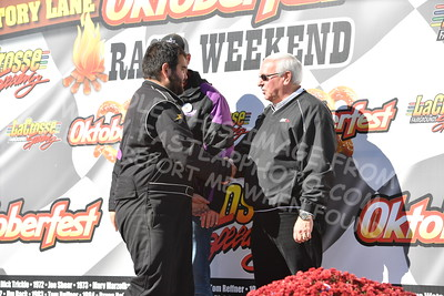 20161009-136 - 47th Oktoberfest Race Weekend at LaCrosse Fairgrounds Speedway - West Salem, WI - 10/9/2016
