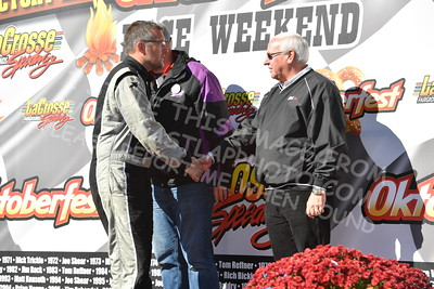 20161009-134 - 47th Oktoberfest Race Weekend at LaCrosse Fairgrounds Speedway - West Salem, WI - 10/9/2016