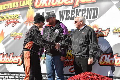 20161009-138 - 47th Oktoberfest Race Weekend at LaCrosse Fairgrounds Speedway - West Salem, WI - 10/9/2016
