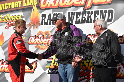 20161009-147 - 47th Oktoberfest Race Weekend at LaCrosse Fairgrounds Speedway - West Salem, WI - 10/9/2016