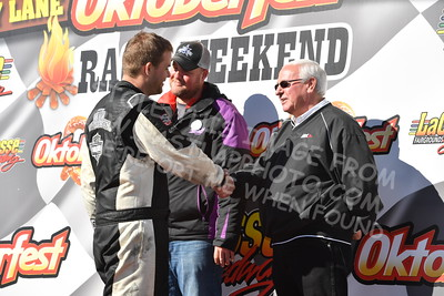 20161009-142 - 47th Oktoberfest Race Weekend at LaCrosse Fairgrounds Speedway - West Salem, WI - 10/9/2016