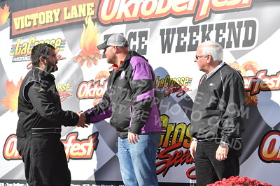 20161009-135 - 47th Oktoberfest Race Weekend at LaCrosse Fairgrounds Speedway - West Salem, WI - 10/9/2016