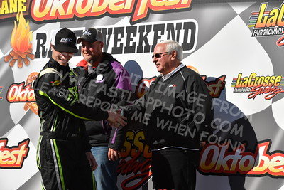 20161009-146 - 47th Oktoberfest Race Weekend at LaCrosse Fairgrounds Speedway - West Salem, WI - 10/9/2016