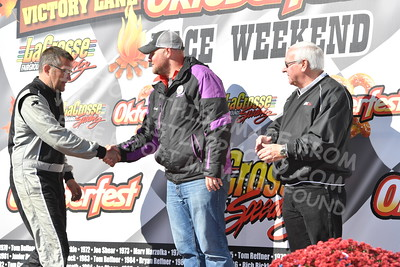 20161009-133 - 47th Oktoberfest Race Weekend at LaCrosse Fairgrounds Speedway - West Salem, WI - 10/9/2016