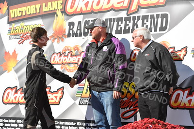 20161009-143 - 47th Oktoberfest Race Weekend at LaCrosse Fairgrounds Speedway - West Salem, WI - 10/9/2016