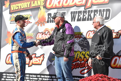 20161009-139 - 47th Oktoberfest Race Weekend at LaCrosse Fairgrounds Speedway - West Salem, WI - 10/9/2016
