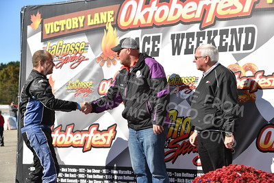 20161009-131 - 47th Oktoberfest Race Weekend at LaCrosse Fairgrounds Speedway - West Salem, WI - 10/9/2016