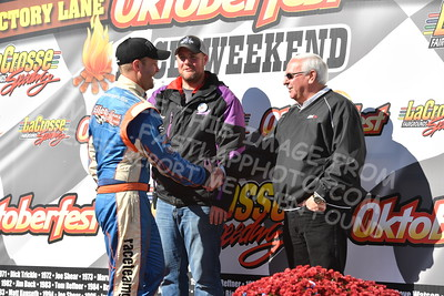 20161009-140 - 47th Oktoberfest Race Weekend at LaCrosse Fairgrounds Speedway - West Salem, WI - 10/9/2016