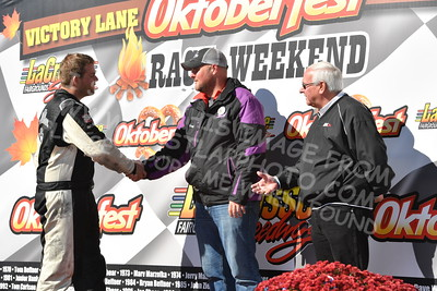 20161009-141 - 47th Oktoberfest Race Weekend at LaCrosse Fairgrounds Speedway - West Salem, WI - 10/9/2016