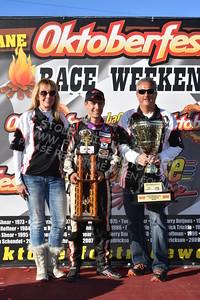 20161009-576 - 47th Oktoberfest Race Weekend at LaCrosse Fairgrounds Speedway - West Salem, WI - 10/9/2016