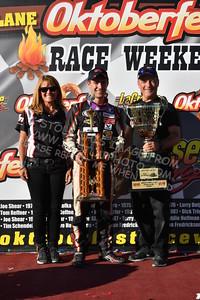 20161009-582 - 47th Oktoberfest Race Weekend at LaCrosse Fairgrounds Speedway - West Salem, WI - 10/9/2016