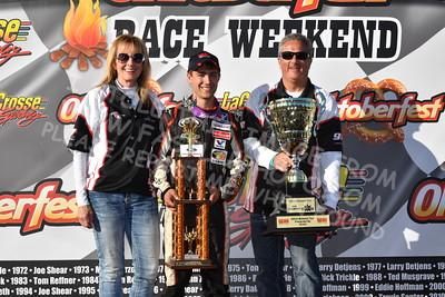 20161009-574 - 47th Oktoberfest Race Weekend at LaCrosse Fairgrounds Speedway - West Salem, WI - 10/9/2016