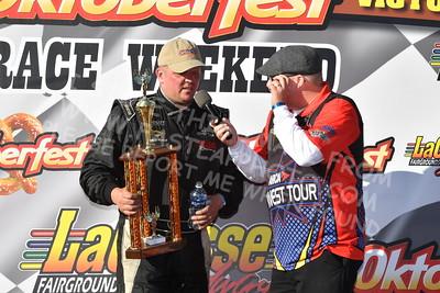 20161009-560 - 47th Oktoberfest Race Weekend at LaCrosse Fairgrounds Speedway - West Salem, WI - 10/9/2016