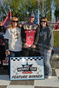 "20170507-1097 - ARCA Midwest Tour ""Joe Shear Classic"" at Madison International Speedway - Oregon, WI5/7/2017"