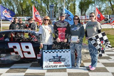 "20170507-1093 - ARCA Midwest Tour ""Joe Shear Classic"" at Madison International Speedway - Oregon, WI5/7/2017"