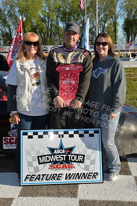 "20170507-1098 - ARCA Midwest Tour ""Joe Shear Classic"" at Madison International Speedway - Oregon, WI5/7/2017"