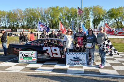 "20170507-1096 - ARCA Midwest Tour ""Joe Shear Classic"" at Madison International Speedway - Oregon, WI5/7/2017"
