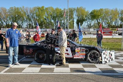 "20170507-1087 - ARCA Midwest Tour ""Joe Shear Classic"" at Madison International Speedway - Oregon, WI5/7/2017"