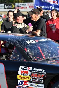 "20170507-868 - ARCA Midwest Tour ""Joe Shear Classic"" at Madison International Speedway - Oregon, WI5/7/2017"