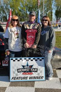 "20170507-1099 - ARCA Midwest Tour ""Joe Shear Classic"" at Madison International Speedway - Oregon, WI5/7/2017"