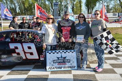 "20170507-1094 - ARCA Midwest Tour ""Joe Shear Classic"" at Madison International Speedway - Oregon, WI5/7/2017"