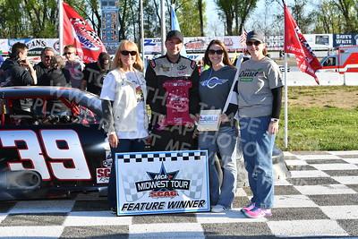 "20170507-890 - ARCA Midwest Tour ""Joe Shear Classic"" at Madison International Speedway - Oregon, WI5/7/2017"