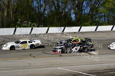 "20170507-706 - ARCA Midwest Tour ""Joe Shear Classic"" at Madison International Speedway - Oregon, WI5/7/2017"