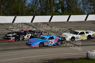 "20170507-684 - ARCA Midwest Tour ""Joe Shear Classic"" at Madison International Speedway - Oregon, WI5/7/2017"