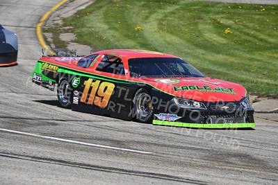 "20170506-065 - ARCA Midwest Tour ""Joe Shear Classic"" at Madison International Speedway - Oregon, WI5/6/2017"