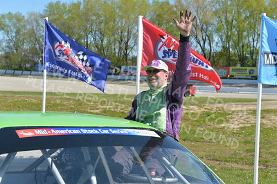 "20170507-1007 - ARCA Midwest Tour ""Joe Shear Classic"" at Madison International Speedway - Oregon, WI5/7/2017"