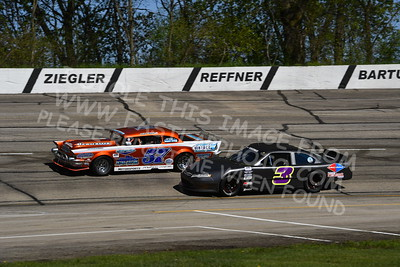"20170507-623 - ARCA Midwest Tour ""Joe Shear Classic"" at Madison International Speedway - Oregon, WI5/7/2017"